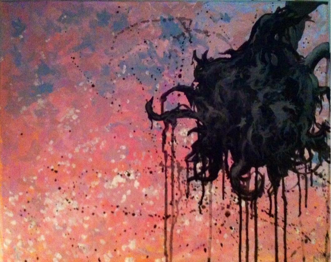Painting published in Linden Lane Magazine!